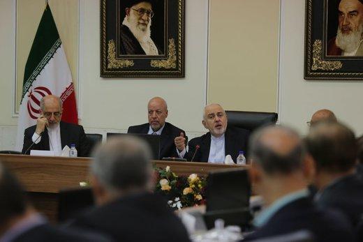 Zarif: Iran looking for enhanced ties with world via interactive diplomacy