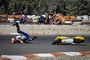 تصاویر | سریع و خشن در مسابقات موتور ریس قهرمانی کشور
