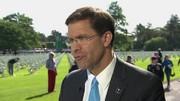 نیوزیلند ایستگاه بعدی وزیر دفاع آمریکا برای یارگیری علیه ایران
