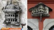 تصاویر | نکته ثابت معماری عثمانی؛ ساختن خانه برای پرندگان