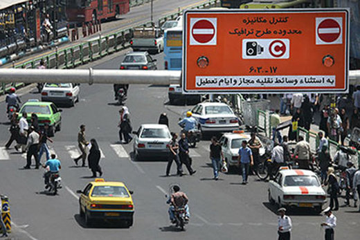 فیلم | آخرین جزییات از طرح ترافیک جدید در تهران