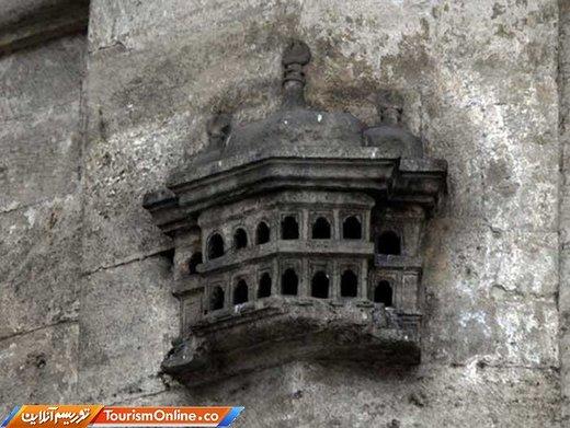 ساختن خانه برای پرندگان در معماری عثمانی