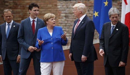 على أوروبا ان تُنزل ترامب من أعلى الشجرة