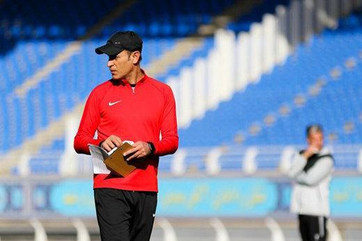 نظر گلمحمدی در مورد احتمال صعود تیم امید به المپیک