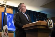 تلاش پامپئو برای کاهش تنشها بین آمریکا و دانمارک