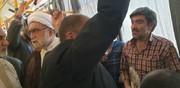 عکس | تولیت آستان قدس با اتوبوس به حرم رضوی رفت