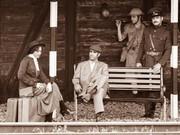 جدیدترین تصویر از پژمان جمشیدی و سام درخشانی در «خوب، بد، جلف؛ ارتش سری»