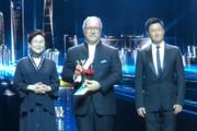 فیلم | لحظه برنده شدن میرکریمی و حامد بهداد در جشنواره فیلم شانگهای