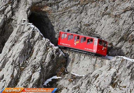 راه آهن پیلاتوس در سوئیس
