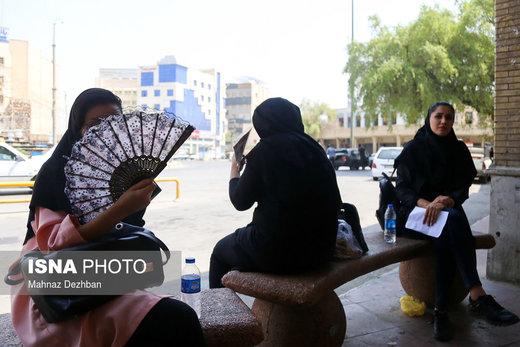 هوای تهران ناسالم شد/ اعلام جزییات از آلودگی و گرمای هوا