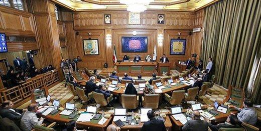 مشاجره ۲ عضو شورای شهر در جلسه امروز