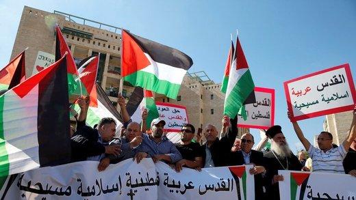 باجگیری ترامپ از کشورهای عربی با معامله قرن/ اعتراض هماهنگ فتح و حماس