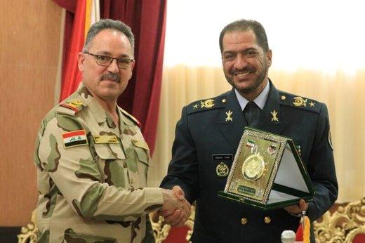 العراق يدعو الى التعاون مع إيران في مجال الدفاع الجوي