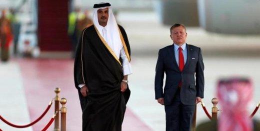 منبع اردنی از ایجاد تحول بزرگ در روابط اردن و قطر خبر داد