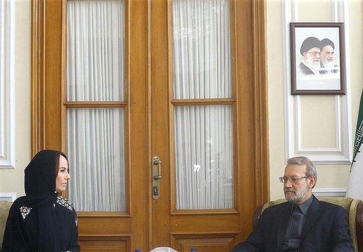 هشدار لاریجانی به آمریکا بعد از تجاوز پهپاد جاسوسی: اگر مجددا اقدام کنید، قویتر عمل خواهیم کرد