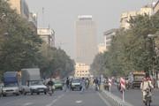 هوای تهران آلوده به اُزُن است