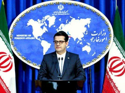 موسوي : بقاء الاتفاق النووي مرتبط بالتزام جميع الاطراف بتعهداتها