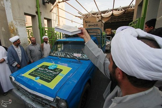 اهدای ۳۷ سری جهیزیه به زوجهای نیازمند اصفهانی