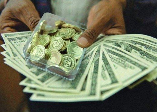 سکه ریخت/ طلا گرمی ۴۳۵.۰۰۰ تومان شد