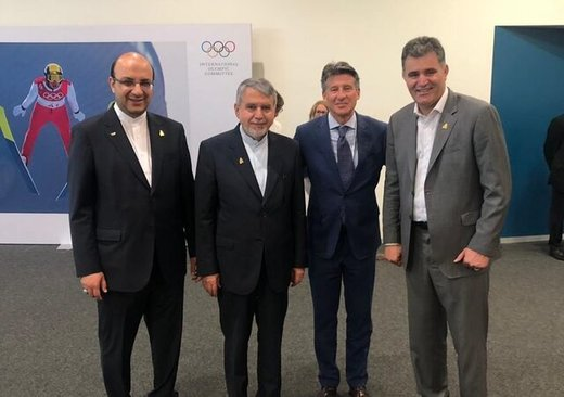 دومین دیدار یک مدیر بلندپایه ورزش ایران با نناد لالویچ