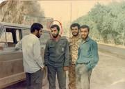 تا زمانی که صدام زنده بود اسم این فرمانده با ارزش سپاه نباید گفته میشد +عکس