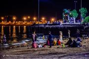 تصاویر | زندگی شبانه در سواحل خلیج فارس