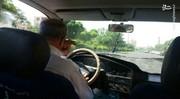 عکس | مردانگی به سبک راننده تاکسی قزوینی!