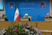 فیلم | شوخی جالب روحانی با وزیر بهداشت