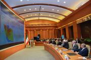 روحانی: تحریم رهبر انقلاب وقیحانه است/ کاخ سفید معلولیت ذهنی دارد