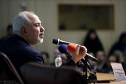 "People, ""biggest means of our deterrence"": Iran FM"