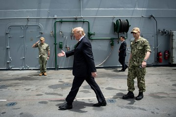 ترامپ از یک پیمان نظامی 60 ساله خارج می شود: این هم به نفع آمریکا نیست!