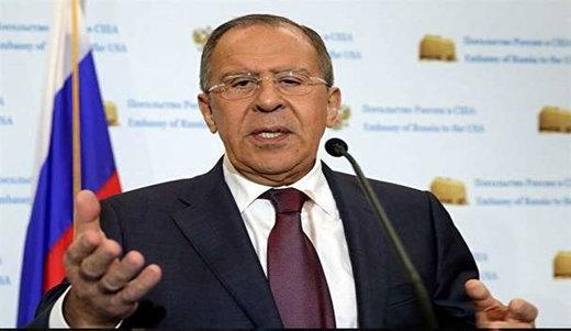 لاوروف از آغاز مذاکرات ایران و عرب ها خبر داد