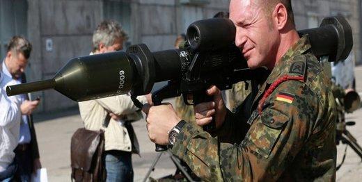 آلمان درباره حضور نظامی در عراق توضیح داد