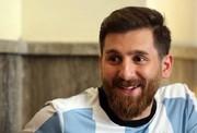 بازتاب شایعه درباره مسی ایرانی در سایتهای خارجی/ عکس