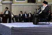 تصاویر   دیدار رئیس و مسئولان قوه قضائیه با رهبر معظم انقلاب اسلامی