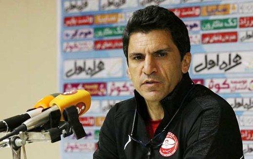 دستیار علی کریمی در فدراسیون فوتبال حکم گرفت