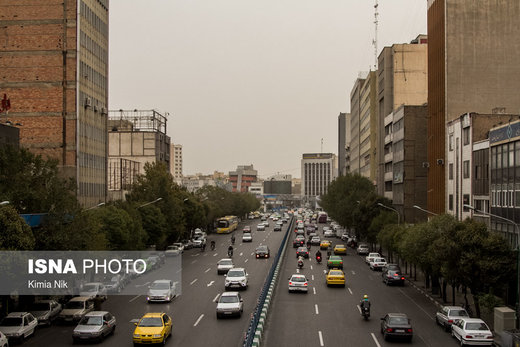 هشدار به گروههای حساس/ افزایش غلظت آلایندهها در تهران