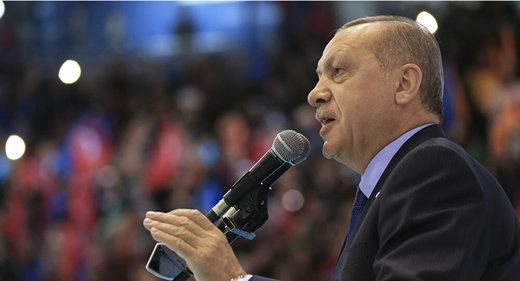 آخرین اظهارات اردوغان درباره روند تحویل اس۴۰۰