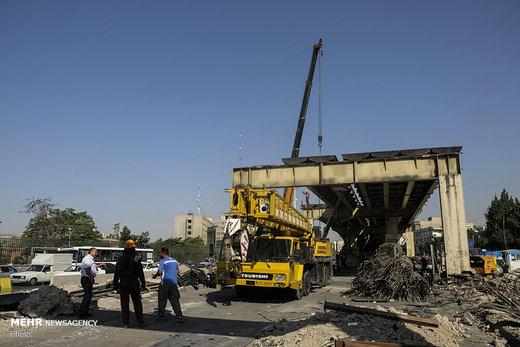 عملیات جمع آوری پل نصر