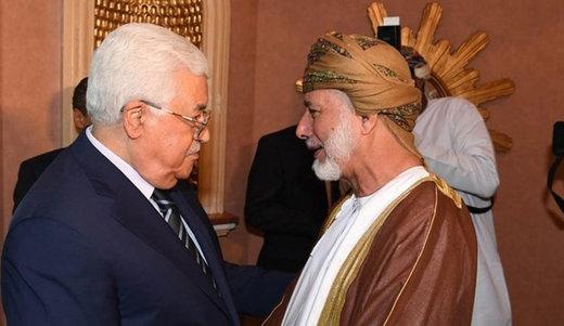 حرکت کمسابقه عمان برای افتتاح سفارت در کرانه باختری