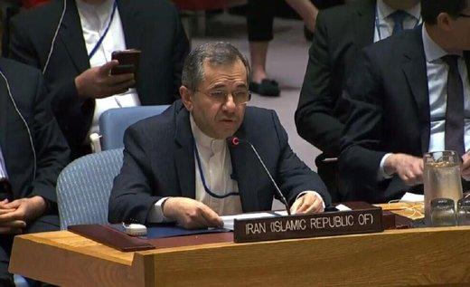 مندوب ايران بالامم المتحدة: لا سبيل امام اميركا سوى الخروج من افغانستان
