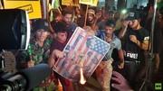 بازداشت ۵۴ عراقی بهدنبال حمله مردم خشمگین به سفارت بحرین در عراق