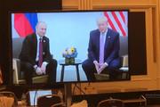 فیلم   ترامپ به پوتین: در انتخابات ما دخالت نکنید