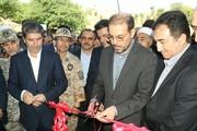 معاون وزیر امور خارجه، سالن یادمان شهدای بمباران شیمیایی سردشت را افتتاح کرد