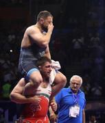مرد نقرهای ایران در المپیک از دنیای کشتی خداحافظی کرد