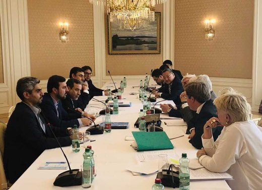 Iran, Russia, China meet ahead of JCPOA Joint Commission