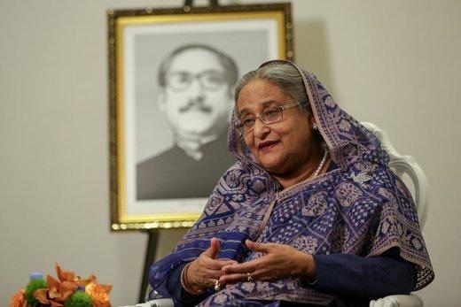 شیخ حسینه، نخستوزیر بنگلادش