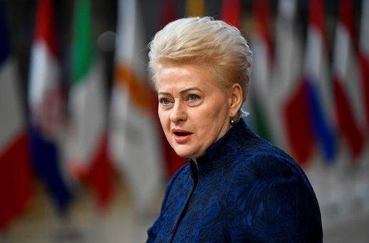 دالیا گریبائوسکایته، رئیسجمهور لیتوانی