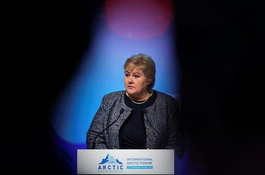 ارنا سولبرگ، نخستوزیر نروژ