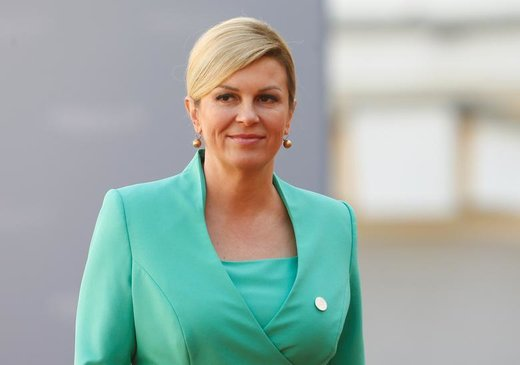 کولیندا گرابار-کیتاروویچ، رئیسجمهور کرواسی